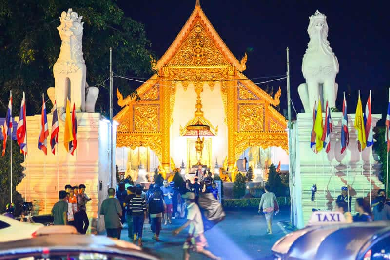 99-The-Heritage-Hotel-Surrounding-Environment-Wat-Phra-Singh